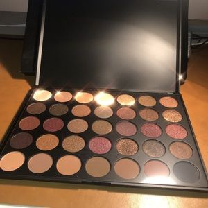 MORPHE 35F FALL EYESHADOW PALETTE